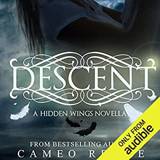 Descent     A Hidden Wings Novella              By:                                                                                                                                 Cameo Renae                               Narrated by:                                                                                                                                 Holly Cate,                                                                                        Jack Marshall,                                                                                        Liz Thompson                      Length: 3 hrs and 12 mins     116 ratings     Overall 4.3