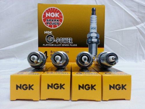 NGK (7100) ZFR6FGP Spark Plug - Pack of 4