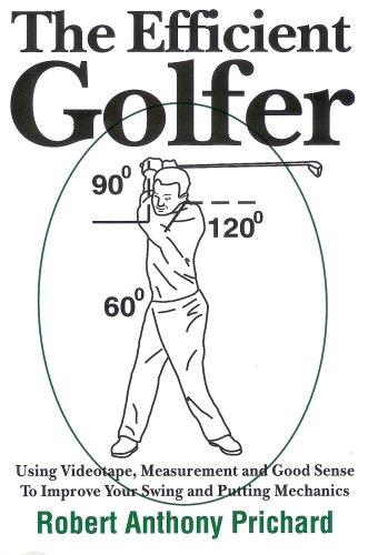 Title: The Efficient Golfer Using Videotape Measurement a