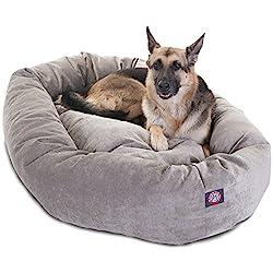 Majestic Bagel Dog Bed