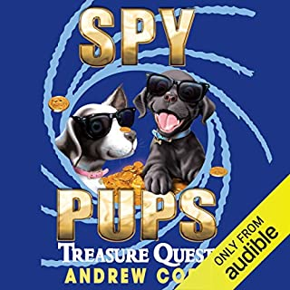 Spy Pups: Treasure Quest cover art