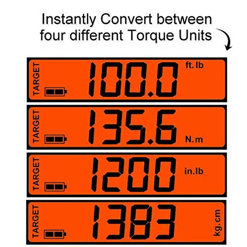 eTORK (EC3250) 1/2-Inch Drive