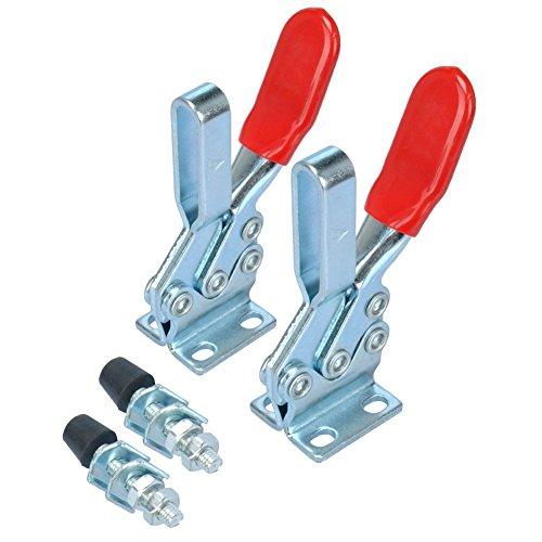 AMF horizontalement Tendeur Nº 6830 différentes tailles horizontale pied fixation rapide