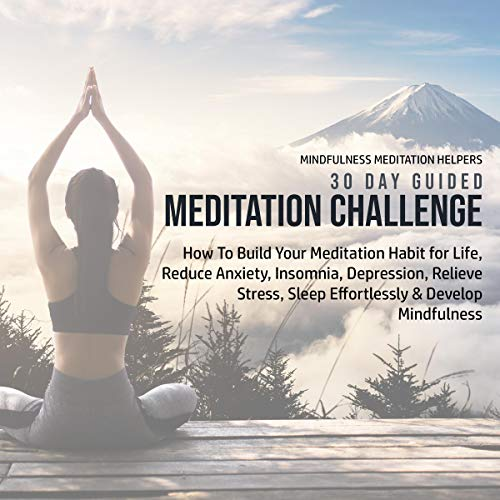 30 Day Guided Meditation Challenge cover art