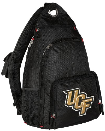 Broad Bay University of Central Florida Backpack Single Strap UCF Sling Backpack
