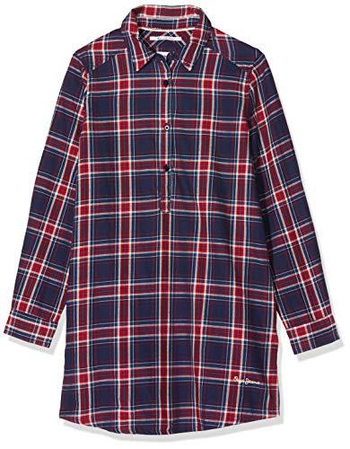 Pepe Jeans Malu Vestido, (Multi 0aa), 7-8 años (Talla del Fabricante: