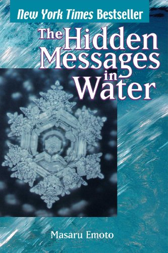 Compare Textbook Prices for The Hidden Messages in Water Illustrated Edition ISBN 9780743289801 by Emoto, Masaru