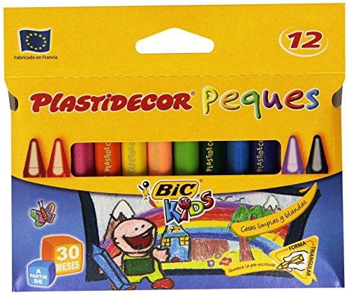 BIC Plastidecor Peques,...
