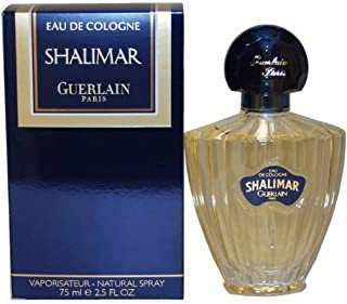 Guerlain Shalimar Eau de Cologne Spray for women 2.5 oz