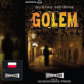 Golem audiobook cover art