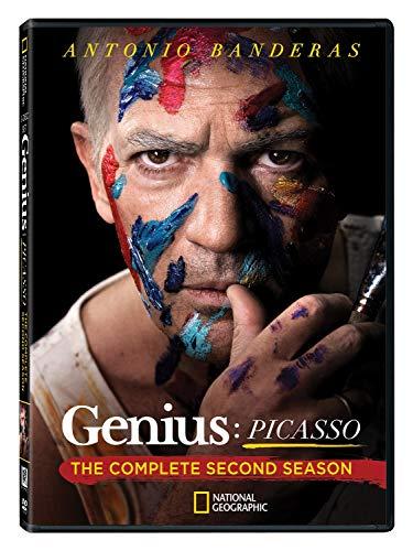 Genius Picasso (3 Dvd) [Edizione: Stati Uniti] [Italia]