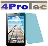 4ProTec I 2 Stück GEHÄRTETE ANTIREFLEX Displayschutzfolie für Odys Sense 7 Plus 3G Bildschirmschutzfolie