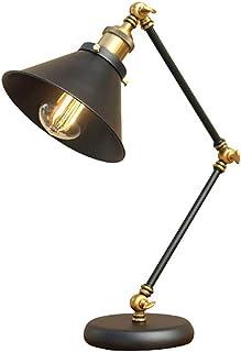 Amazon.com: Lámpara De Mesa, Mesa De Noche, Brazo Oscilante, Lámpara De Escritorio, Lámpara (Size : Dimming Switch): Home & Kitchen