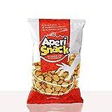 Aperisnack® - AP09.002.08 - Crostino Mediterraneo Busta da 1kg. Snack Salati e Stuzzichini Ideali per l'Aperitivo e Le tue Feste