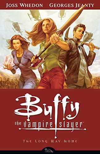 Buffy Season Eight Volume 1: The Long Way Home (Buffy the Vampire Slayer Season 8, Band 1)