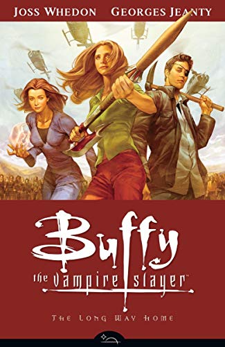 The Long Way Home (Buffy the Vampire Slayer, Season 8, Vol....