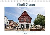 Gross Gerau vom Taxifahrer Petrus Bodenstaff (Wandkalender 2022 DIN A4 quer): Ein Kalender von Gross Gerau , eine Stadt nicht weit vom Frankfurter Flughafen (Monatskalender, 14 Seiten )