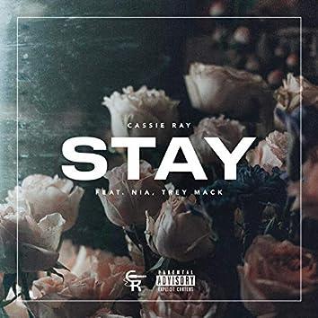 Stay (feat. Trey Mack & Nia)