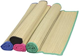 DollarItemDirect Straw Beach Mats, Sold by 12 Pieces