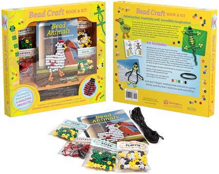 Bead Craft Book & Kit