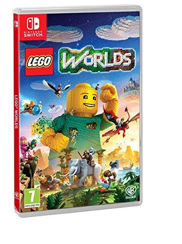 Juegos Nintendo Switch Lego Jurassic World Marca Warner Bros Interactive Spain