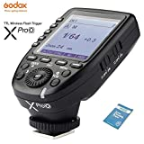 Godox Xpro-O Ttl Wireless Flash Trigger, 2.4G 1 / 8000s HSS Ttl Convert-Manual TCM Funzione Ampio display LCD Flash Trasmettitore Olympus Panasonic Telecamere