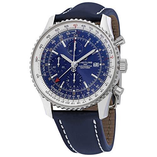 Breitling Navitimer Chronograph GMT 46 Men's Watch A24322121C2X2