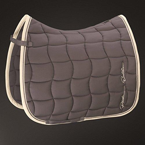 Eskadron Platinum Cotton Performance Saddle Cloth Violet Grey GP