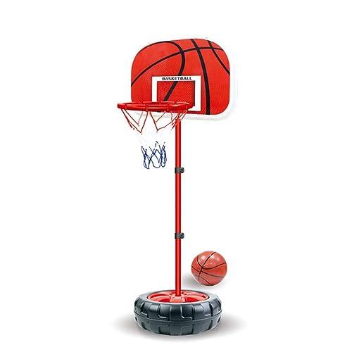 Fully Adjustable Free standing Basketball Back Board Stand /& Hoop Set by Sentik