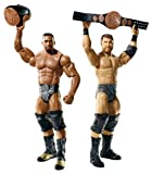 WWE Battle Packs Series 16 David Otunga & Michael McGillicutty Wrestling Action Figures
