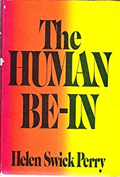 Hardcover The human Be-In Book