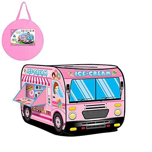 LIALIYA Play Tent for Girls - Tiendas de Campo de Juegos para niños para niños de cumpleaños y Regalo de Juguete de Navidad para niños de 3, 4, 5 y 6 años de Edad, Cosplay