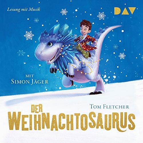 Couverture de Der Weihnachtosaurus