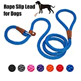 Traditional Rope Spaniel Slip Lead