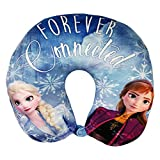 Disney Frozen 2 Forever Connected Nackenkissen, 33 x 7,6 x 30,5 cm