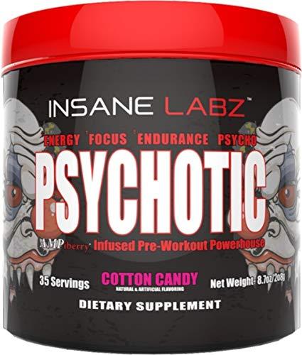 Psycothic - 35 Servings - Insane Labz (original Eua)