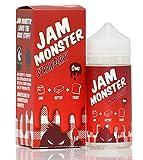 JAM MONSTER ジャムモンスター Strawberry ストロベリー いちご ジャムバター トースト 朝食 電子タバコ リキッド 100ml