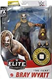 """The WWE """"The Fiend"""" Bray WYatt Top Picks Elite Collection action figure is approximately 6-in / 15.24-cm tall and at authentic """"Superstar Scale."""" Features highly detailed TrueFX technology for life-like authenticity. Recreate signature poses and fini..."""