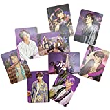 Jacobera Kpop Photocards, Bangtan Boys Love Yourself Tear Magic Shop Photocards Lomo Cards for Army