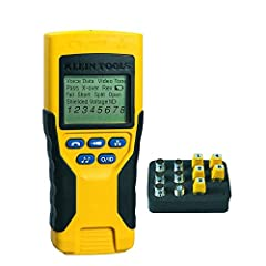 Includes voltage warning, shield detection, auto power off, low battery indicator and a self-storing remote Test for open, short, miswire or split-pair faults Trace cables, wire pairs and individual conductor wires with the tone generator (functional...