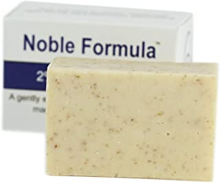 Noble Formula 2% Pyrithione Zinc (ZnP) Original Emu Bar Soap, 3 oz each, (3 Bars in 1 Box), Total 9 oz