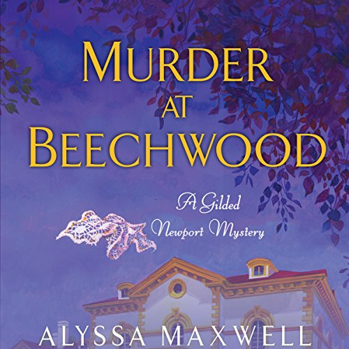 Murder at Beechwood audiobook cover art