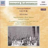 Gluck: Alceste by Rose Bampton (2006-08-01)