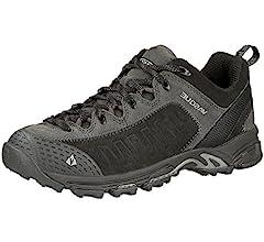 Vasque Men/'s Juxt Multisport Shoe,Aluminum//Chili Pepper,12 M US