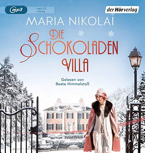 Buchseite und Rezensionen zu 'Die Schokoladenvilla: Roman (Die Schokoladen-Saga, Band 1)' von Maria Nikolai