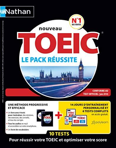 Pack réussite Nouveau TOEIC ®