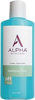 Sponsored Ad - Alpha Skin Care Clarifying Toner | Anti-Aging Formula | Glycolic Alpha Hydroxy Acid (AHA) | Supports Collag...