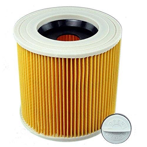 Reyee Parts sostituire # 64145520cartuccia del filtro Karcher WD2200WD2210WD2240Wet & Dry aspirapolvere