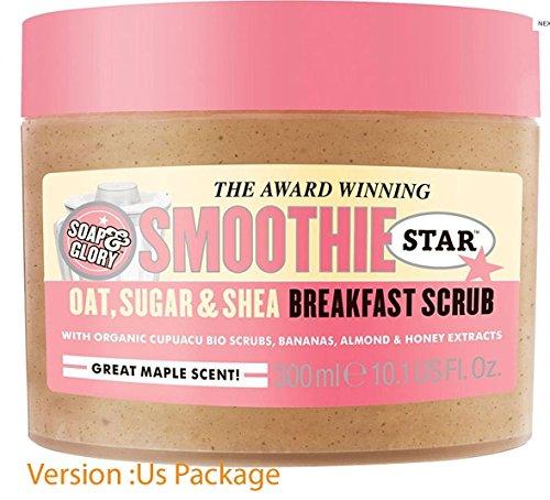 Soap & Glory The Breakfast Scrub Body Exfoliator 300ml by Soap & Glory
