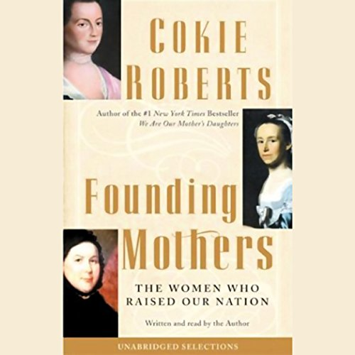 Founding Mothers audiobook cover art